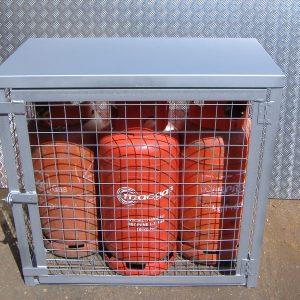 19kg gas cage