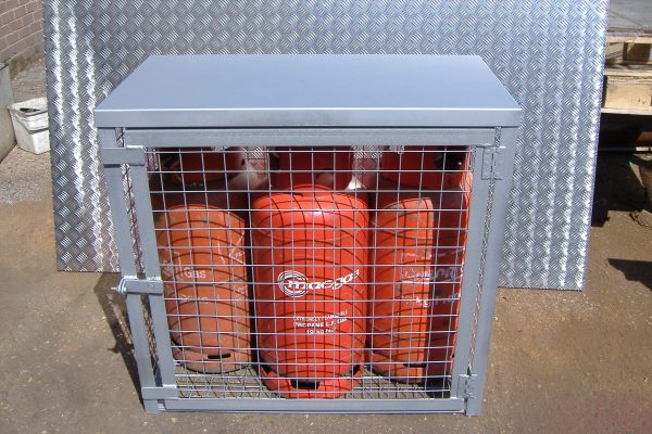 19kg gas cage
