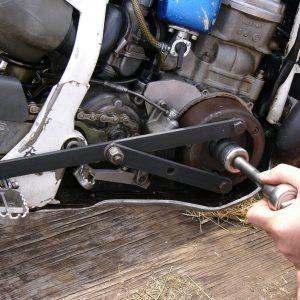 Flywheel tool